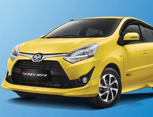 Toyota Agya kini kembali menjadi produk kendaraan yang banyak dibicarakan di Media Sosial