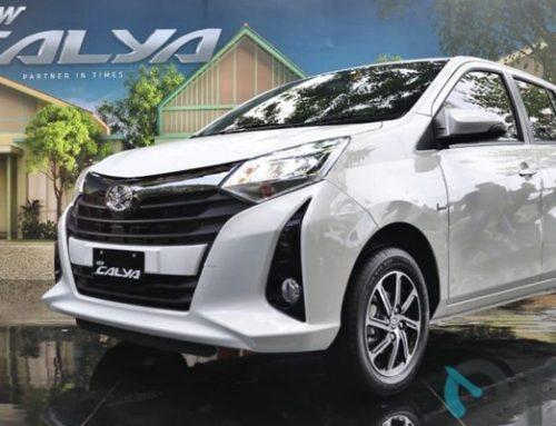 Resmi Diluncurkan, Tampilan dari New Toyota Calya Sudah Tersedia di Toyota Bandung