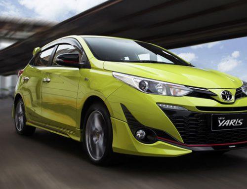 Tampilan Sporty dan Fresh, Toyota Yaris Sangat Pas Untuk Kaum Jiwa Muda